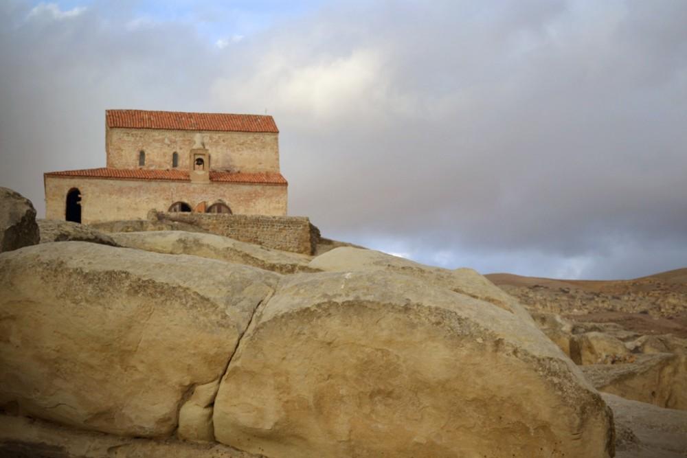 Храм св. Георгия XIII-XIV вв., Уплисцихе