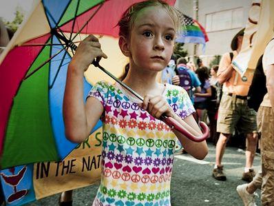 Гомосексуальность в детях