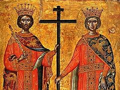 Romanian Orthodox Church proclaims 2013 the Year of the Emperor Constantine and Empress Helen, Equals-to-the-Apostles