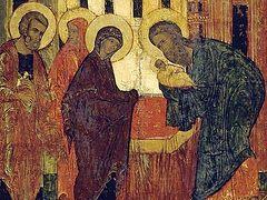 О кондаке Сретения и его творце