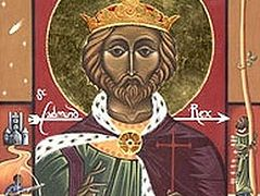 On the Feast of St. Edmund, King and Martyr