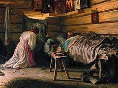 О болезни и немощи