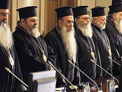Three candidates for the Bulgarian Patriarchal throne elected