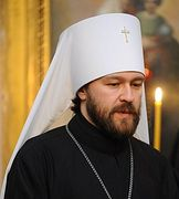 Statistics inexactly reflect the role of the Church in Russia, according to Metropolitan Hilarion (Alfeev)