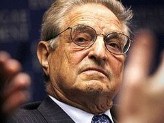 George Soros funds Greek opposition