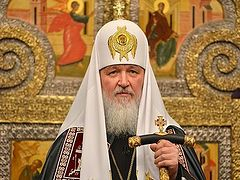 The Way to a Happy Life. A homily given at the Vigil Service for the Triumph of Orthodoxy, Sretensky Monastery