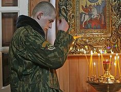 Prayer rooms for Orthodox police officers opened in Chechnya