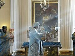 Александро-Невской лавре исполнилось 300 лет