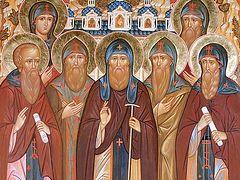 The Holy Dormition Pskov-Caves Monastery