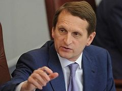 Chairman of Russian State Duma: law protecting religious feelings is necessary for social stability