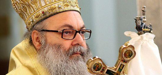 Патриарх Антиохийский Иоанн Х возглавил престольный праздник в монастыре Сайданайя