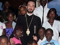 «Мы должны принести духовную пищу Африке»