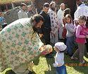 У манастиру Светих Архангела, код Призрена, на Лазаровдан прослављена слава капеле