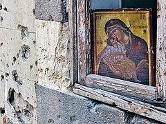 О Сирии, джихаде и похищенном митрополите Павле