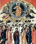 The Ascension of Our Lord Jesus Christ (40th Day after Pascha)