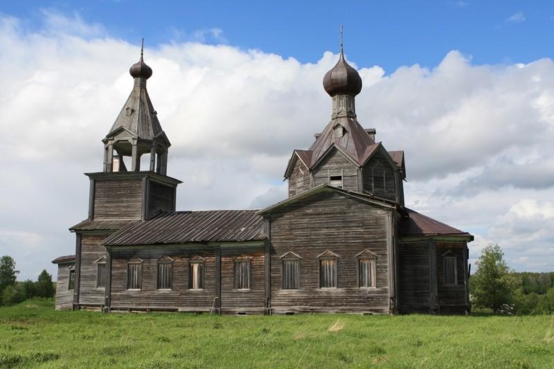 Мондино. Храм Живоначальной Троицы, 1888 г.