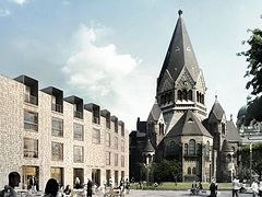 Spiritual-cultural center of the Russian Orthodox Church being built in Hamburg