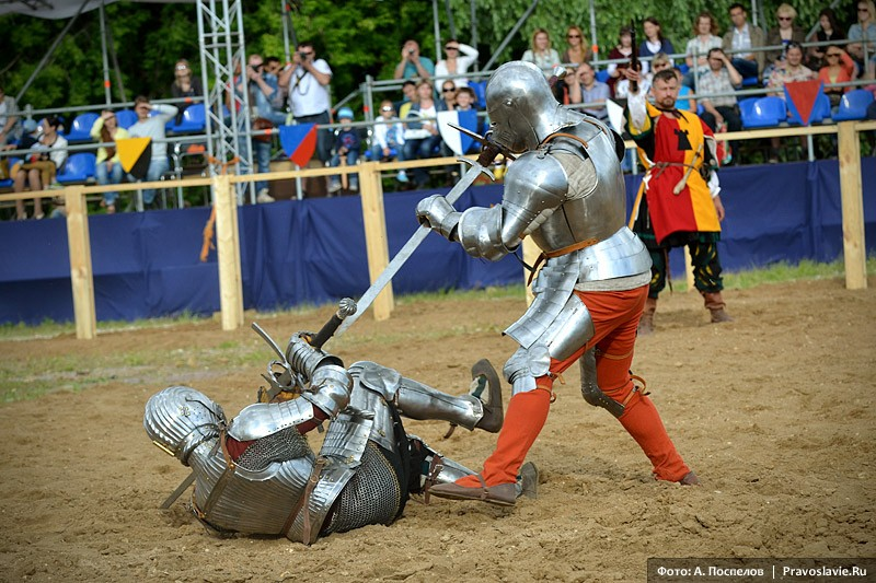 Победа неизвестного рыцаря