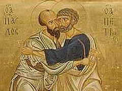 Ss. Peter and Paul: Apostles at Antioch