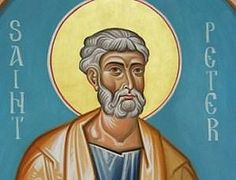 The apostle Peter and orthodox conscience