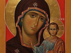 Commemoration of the Kazan Icon of the Mother of God and the deliverance from the Poles