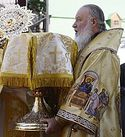 Homily by His Holiness Patriarch Kirill at the Liturgy in the Kiev Caves Lavra, Celebrating the Baptism of Russia