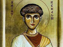 Святой Кенелм Мерсийский