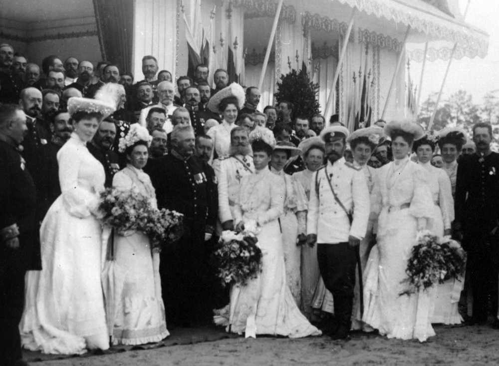 С дворянами Нижегородской губернии
