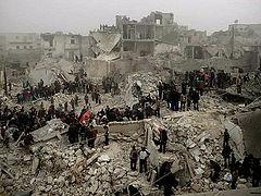 Иером. Ефрем: «Мы просим молитв о страждущем сирийском народе»