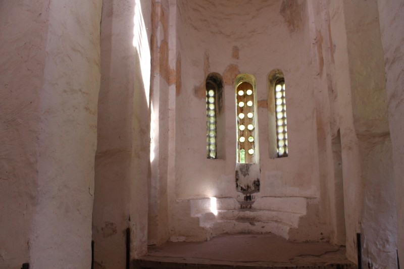 Алтарь Георгиевского храма