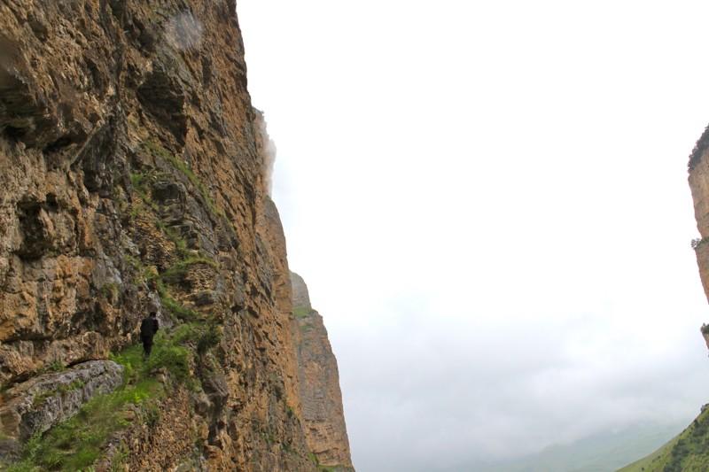 Монашеская лестница в небо