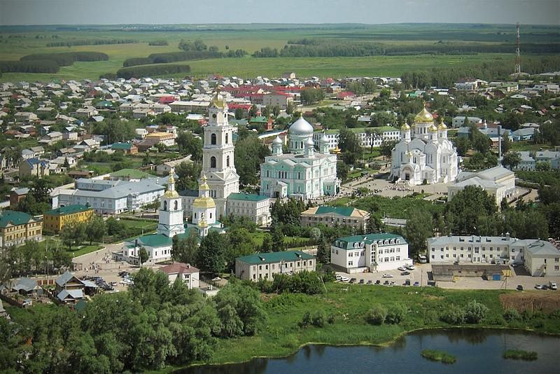 Ιερά Μονή Αγίου Σεραφείμ Ντιβέγιεβο