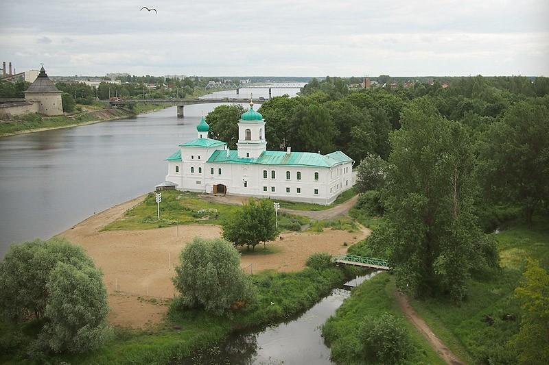 Ιερά Μονή Μεταμόρφωσης του Σωτήρος στους ποταμούς Μιρόζα και Βελίκαγια
