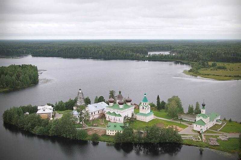 Свято-Троицкий Антониево-Сийский мужской монастырь