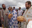 У Великој Хочи обележена слава цркве Светог Јована Крститеља