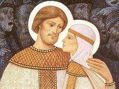 О свв. Петре, Февронии и выборе супруга