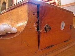 В Греции продолжаются церковные кражи