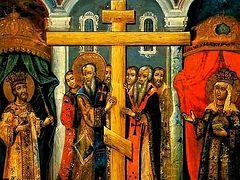 Животворящий Крест Христов