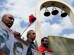 Армянская церковь канонизирует 1,5 млн. жертв турецкого геноцида