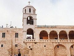 Islamists in Syria attack ancient Christian town of Saidnaya