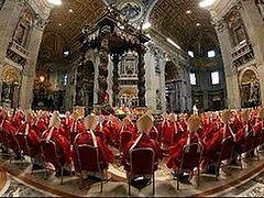 В Ватикане могут появиться женщины-кардиналы