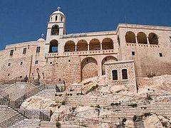 War surrounds second Christian city in Syria, Saidnaya