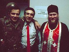 «Я – священник Русской Православной Церкви. Прошу вас прекратить огонь»