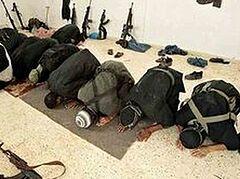 Российские исламисты проходят боевую подготовку в Сирии