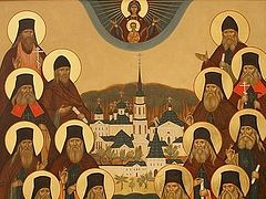 The Holy Elders of Optina
