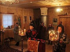 Погибших на пожаре в психоневрологическом интернате молитвенно помянули в с.Оксочи