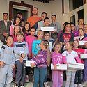 Ученици школа Јужнобачког управног округа за децу Косова и Метохије