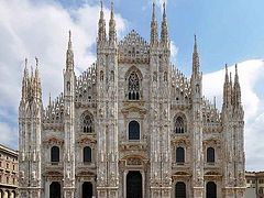 Храмы Милана