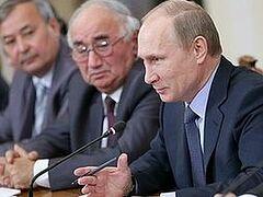 В. Путин: Злоупотребление иноязычными терминами говорит о неуверенности в себе