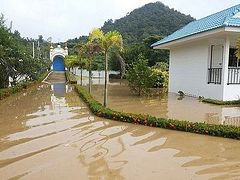 Flooded Orthodox Monastery in Thailand urgently needs help